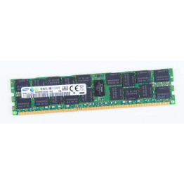 Samsung 16GB 2Rx4 PC3L-12800R DDR3 Registered Server-RAM Modul REG ECC - M393B2G70QH0-YK0