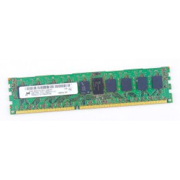 Micron 4GB 1Rx4 PC3L-10600R DDR3 Registered Server-RAM Modul REG ECC - MT18KSF51272PZ-1G4M1HF