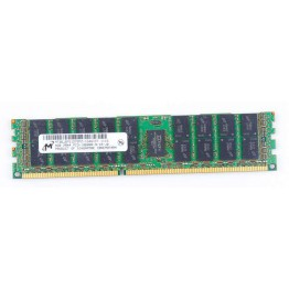 Micron 4GB 2Rx4 PC3-10600R DDR3 Registered Server-RAM Modul REG ECC - MT36JSF51272PZ-1G4G1FF