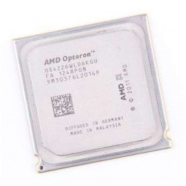 AMD Opteron 4226 Six Core CPU 6x 2.70 GHz, 8 MB L3-Cache, Socket C32 - OS4226WLU6KGU