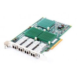 Emulex LPE11004 Quad Port 8 Gbit/s Fibre Channel Host Bus Adapter / FC HBA, PCI-E