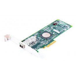 HP LightPulse LPE1150 Single Port 4 Gbit/s Fibre Channel Host Bus Adapter / FC HBA, PCI-E - 397739-001