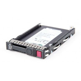 "HPE 1.92TB 6G SATA Mixed Use SSD 2.5"" SFF Hot Swap Festplatte / Hard Disk mit Smart Carrier - 875867-001 / 875478R-B21"
