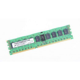 Micron 4GB 2Rx4 PC3L-10600R DDR3 Registered Server-RAM Modul REG ECC - MT18KSF51272PDZ-1G4D1DD