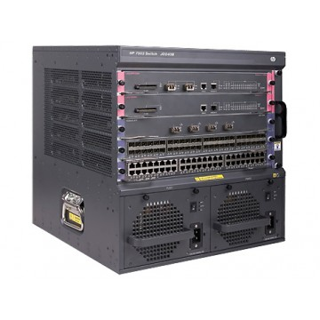 HP H3C Procurve 7510 SWITCH CHASSIS