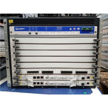 Juniper MX480-PREMIUM2-AC with 2 x SCBE 2 x RE-S-1800X4-16G MPC-3D-16XGE-SFPP