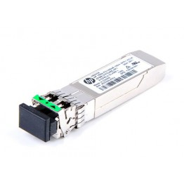 HP 16 Gbit/s FC / 10 Gbit/s Ethernet SFP+ Modul / Transceiver - Short Wave, 850 nm - H6Z42A / 738194-001
