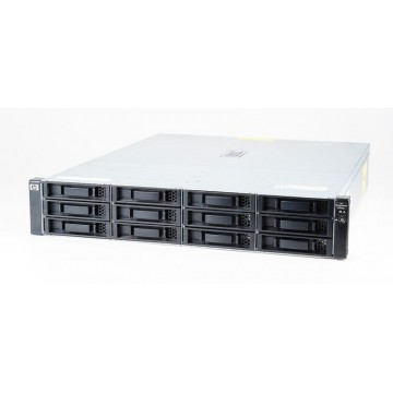 HP StorageWorks X9700c Disk Shelf / MSO 2060 Gehäuse / Chassis for 12x 3.5 SAS / SATA Hard driven - 486905-001