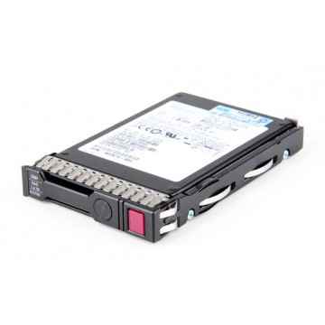 HPE 1.6TB 12G SAS Mixed Use SSD 2.5 SFF Hot Swap Festplatte / Hard Disk mit Smart Carrier - 822788-001 / 822563R-B21
